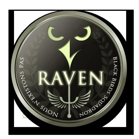 raven logo Blzck Birds